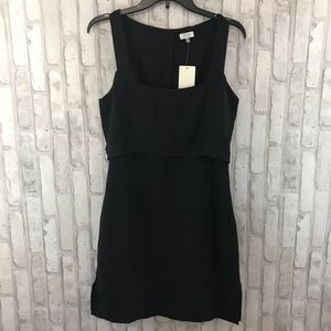 TOBI Black Sleeveless Dress